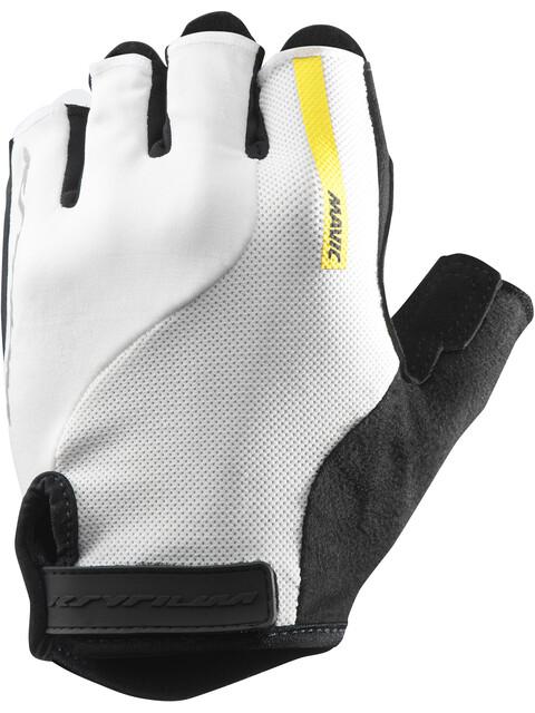 Mavic Ksyrium Elite Gloves Men White